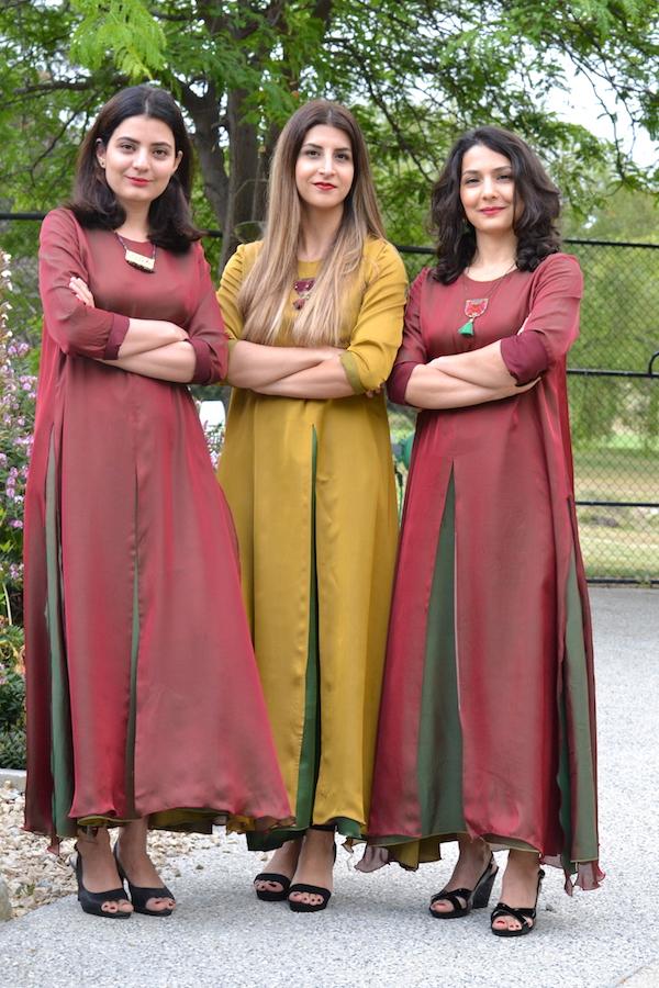 Sogol Mirzaei - Trio-Chakam